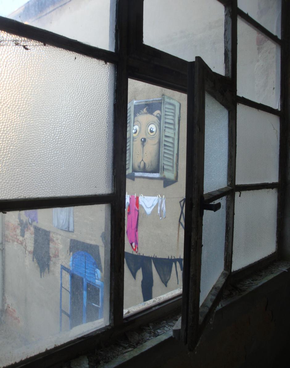 Fenster zum hof flamat for Fenster zum hof